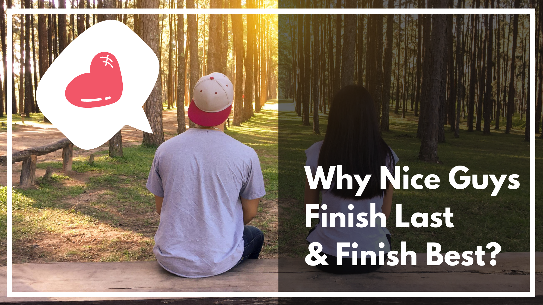Why Nice Guys Finish Last and Finish Best?